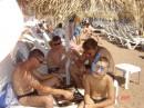А это гости Красного моря- на воле!