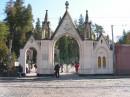 Вхід на Личаківський цвинтар