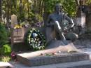 Пам'ятник на могилі Соломії Крушельницької