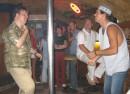 """...сначала ВМАЖЕМ по 50, а потом сразу ВРЕЖЕМ !!! :)))) """"Дикий Z"""", Одесса (15 июля 2005 г.)"""