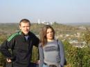 Я с Вовчиком в Полтаве у Каппы