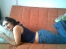 Kak xorowo doma, na lubimom divan4ike :)
