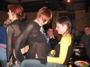 три подружки вечерком...не пряли пряжу под окном :)))