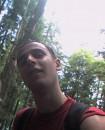Это я летом в Карпатах