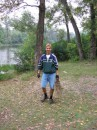Гидропакр, отдых на озере 27.08.2005