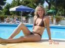 я на солнышке сижу... :-)  (Хорватия, сентябрь 2005)