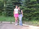 моя подруга Ирен и я