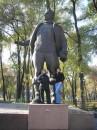 Памятник Чкалову...