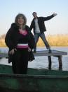 Энто я в лодке... бля, чуть в воду не свалилась когда вылазила оттуда...