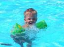 Просто плаваю САМ !!!