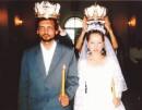 Даже на свадьбе не получилось нормальной фотки!