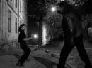 """решили в темноте с братом файрболами побросаться :) начало серии """"типа закос под готично"""" )))"""