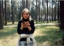 грибы в брянском лесу