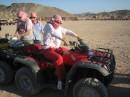 Мотосафари в пустыне