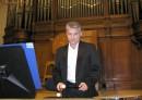 За литаврами, в Брюсселе (зал консерватории, 2005)
