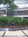 аэропорт в Анталии и я в центре....;)