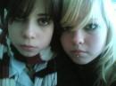 Это я и моя лучшая подруга...Я её ЛЮБЛЮ!!!!!
