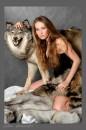 Мой ласковый и нежный зверь...