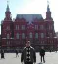 moscow trip in winter