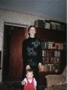 Я и моя племяница:)