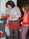 любимые сотрудники...шутники они у меня)) примеряю подарок ко дню рождения...и где они нашли балетные пачки 43-го размера?))