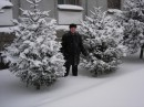 мир скучен для скучных людей. полезу ка я в снег.