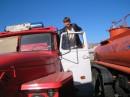 """Владивосток 2005 """"Торговый порт""""перегон автомобилей на судно """"Игарка"""""""