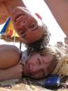 Лето, солнце, море, пляж...
