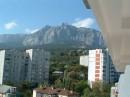 Вид с одного балкона......