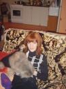 это я и кошка