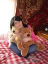 Обожаю своих медвежат;-)