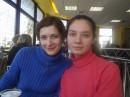 эт я с Настюхой пиво пью на 23 февраля