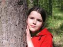 А это я в лесу.