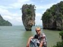Острова Джеймса Бонда. Таиланд.
