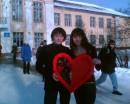 Valentine Day! С Ирусиком!