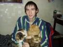 а вот и мои домашние животныя :)