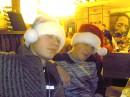 Я и Скиф))) Фото с нового года))) решил и сюда кинуть)))