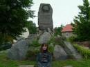 Памятник и я