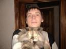 Я и Лизочка!