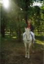 Любитель прогули на лошади