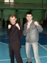 Я с президентом клуба после проведения Открытого Всеукраинского Чемпионата по карате. Настроение СУПЕР,Чемпионат организовали УСПЕШНО!!!!!!