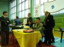 Проведение Всеукраинского чемпионата по карате. ( Я и мои помощники :)