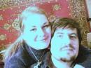 мы с мужОм........:-))))))