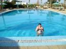 очень холодный басейн! :)