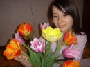 обажаю тюльпаны...:))