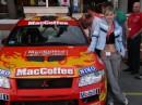 хорошенькая машинка у MacCoffee