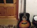 Моя гитара. Любителям 6 - струнного чуда прошу писать на ящик мой!