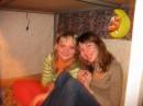 Я и Женечка у Оленьки на день рождении:)