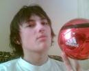 Я с мини мячиком! Забавная вещичка!!