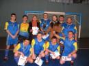 оле-оле-оле-олеееееееее..;) команда Оболонского района -Чемпионыыыыы.....